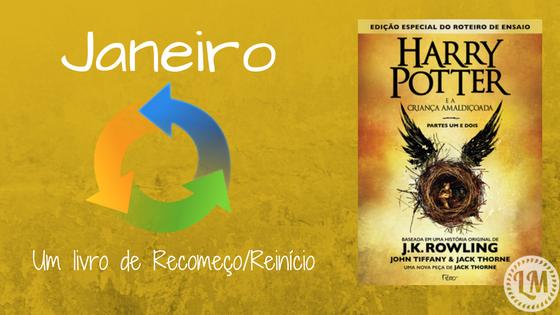 Harry Potter e a Criança Amaldiçoada - Parte I e II - J.K. Rowling