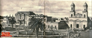 (Por Chalo Agnelli*) Hace 100 años, el viejo pueblo de Quilmes fue declarado Ciudad, coincide con los 350 años en que se establecieron los quilmes en las costas del Río de la Plata, tras 140 años de lucha contra el conquistador español; y el año siguiente (1667), los acalianos.
