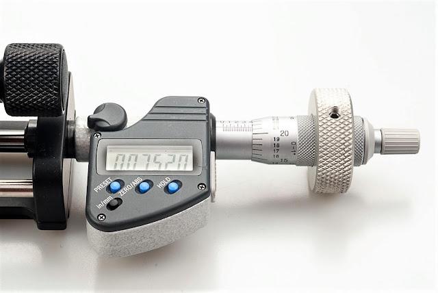 Hejnar MS4-1DS Digital Micrometer Adjustment Knobs