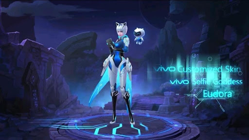 New Vivo Skin for Eudora - How to get Special Skin