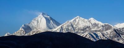 Daulaghiri desde Muktinath