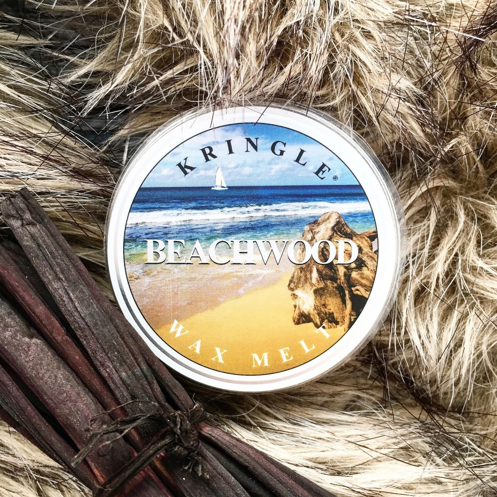 Beachwood, Kringle Candle - kokos na pokładzie!