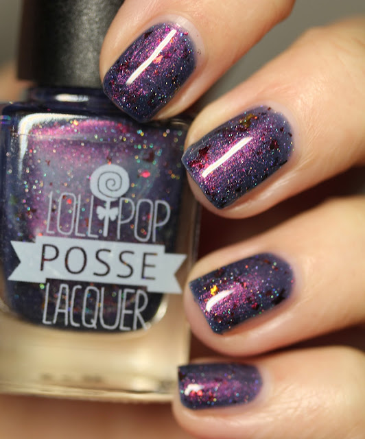 Lollipop Posse Nothing Ends swatch by Streets Ahead Style