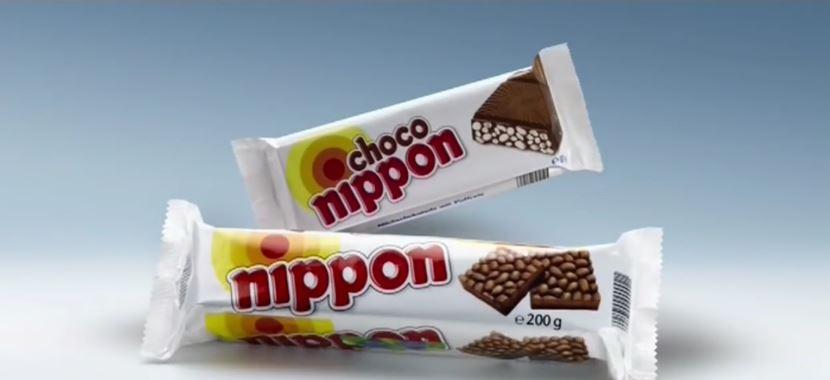 Popcorn Nippon pubblicità Choco snack con Pinguino - Musica spot Ottobre 2016