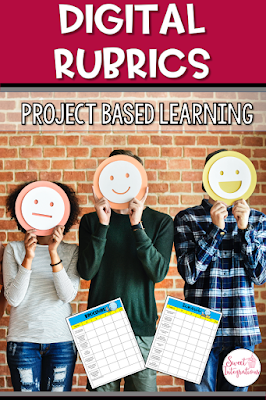 Do you need help in evaluating your students during a project based learning unit. In this post I've given you a few tips in using rubrics to assess your students. These rubrics are able to be customized to meet your needs but still implement the stages of project based learning. There are 19 different Google Slides for evaluation and self-assessment.s