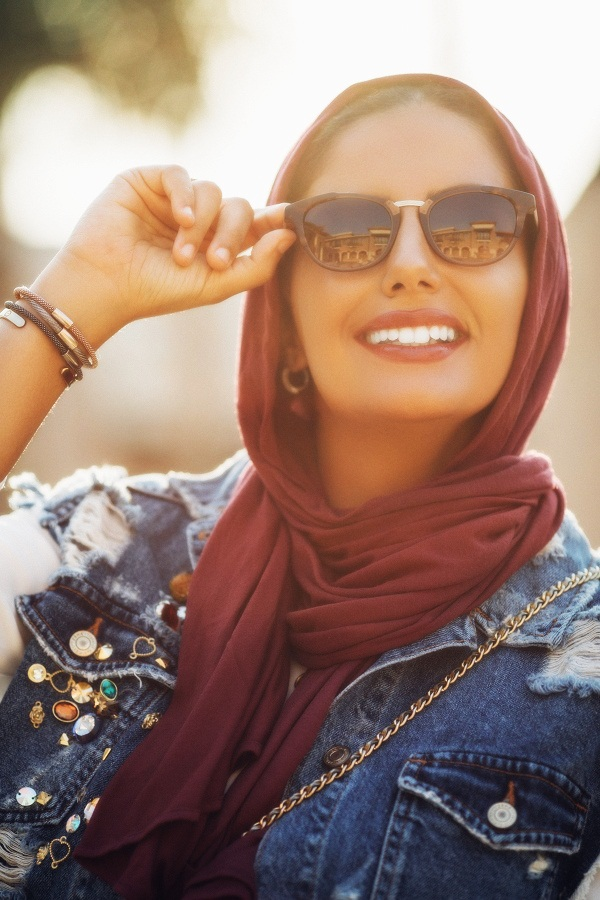 Egypt Stylish Girl