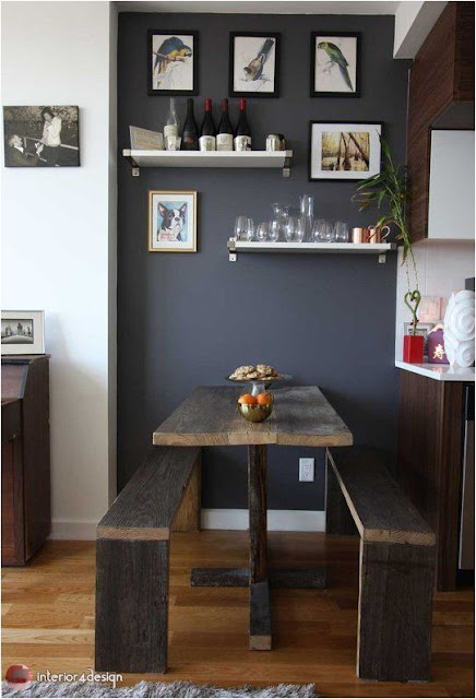 Dining Rooms For Very Small Spaces 6