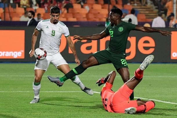 فيديو: بهدف محرز القاتل.. الجزائر تصل إلى نهائي كأس أمم إفريقيا