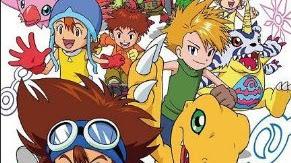 Digimon Adventure [Parche al Inglés]