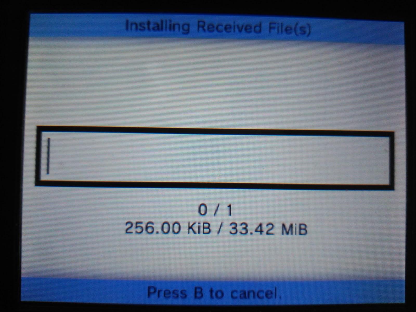 Todo para 3DS: SOCKETPUNCH: COMO INSTALAR ARCHIVOS  CIA VIA WIFI