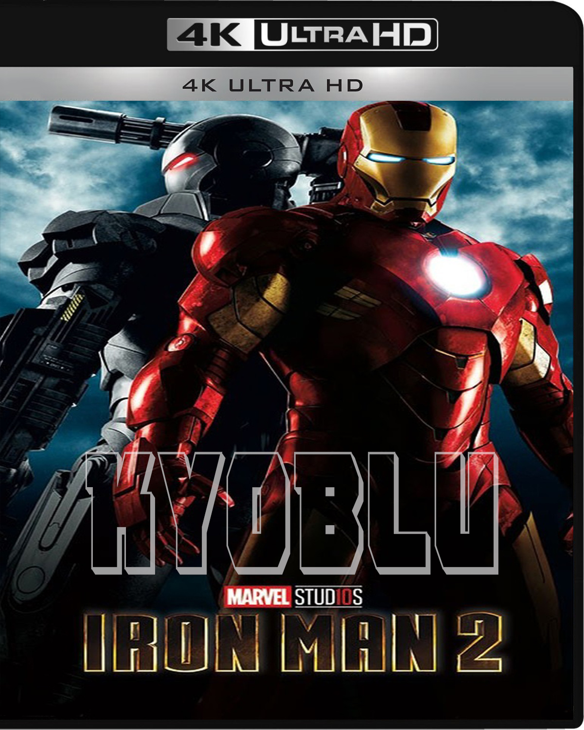 Iron Man 2 [2010] [UHD] [2160p] [Latino]