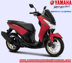 Kredit Motor Yamaha Lexi Tasikmalaya