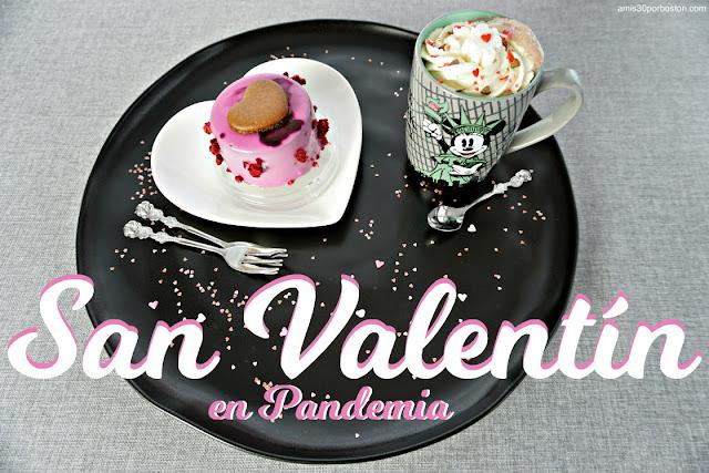 San Valentín en Pandemia