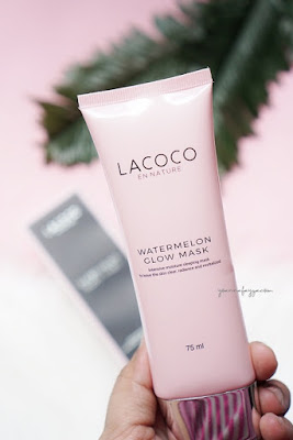 Lacoco Watermelon Glow Mask
