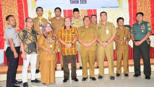 Wahyu Iramana Putra dan Faisal Nasir Hadiri Musrenbang Kecamatan Nanggalo