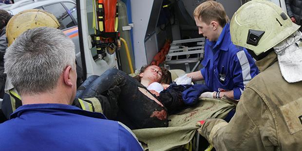 Кървав понеделник! Взрив в метрото разтърси Санкт Петербург