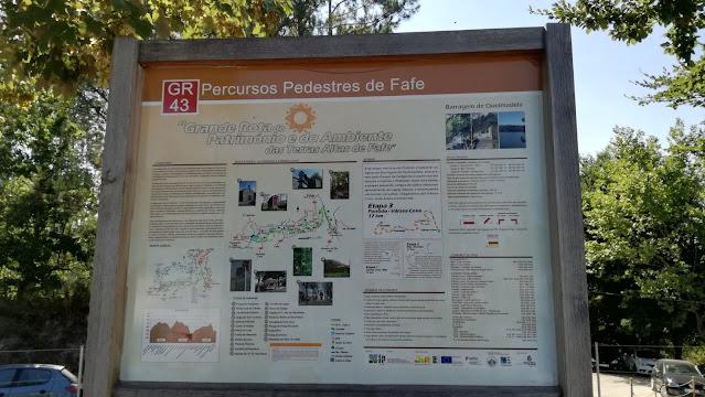 Percursos Pedestres em Fafe