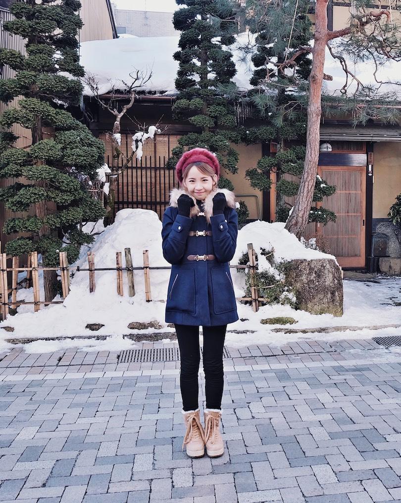 ootd winter outfits ideas winter ootd in japan. Black Bedroom Furniture Sets. Home Design Ideas