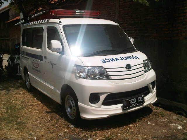 CIBUBUR RENTAL AMBULANCE | Jasa sewa mobil vip ambulance ...
