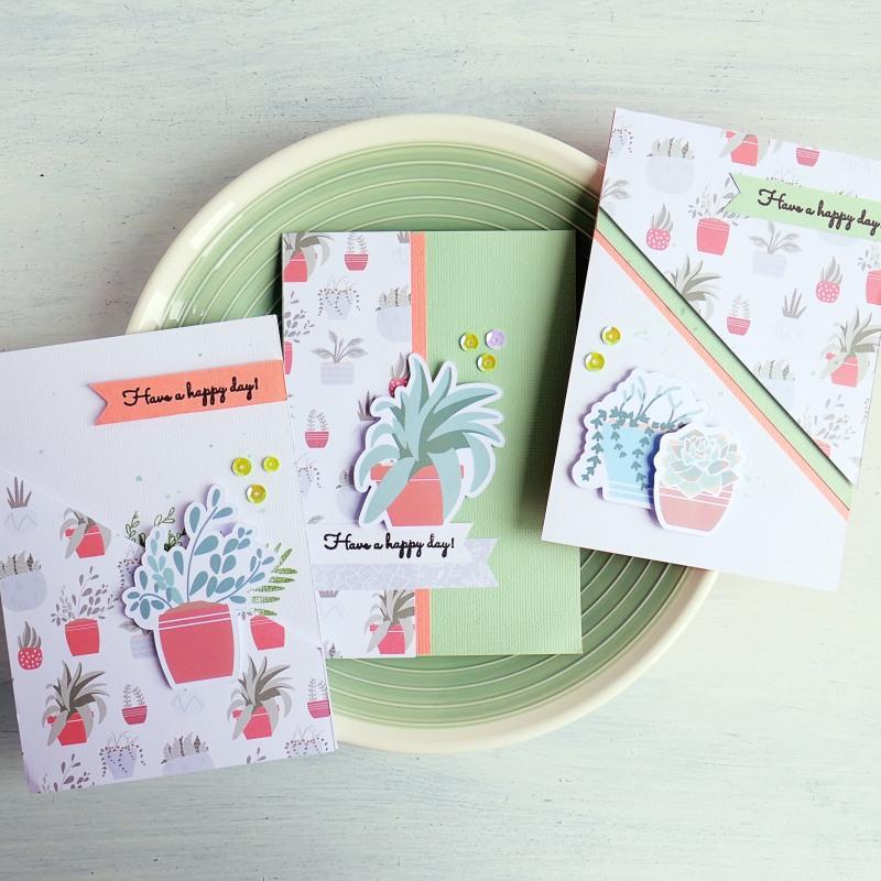 One Sheet Wonder - Come fare 3 Card con un foglio 15x15