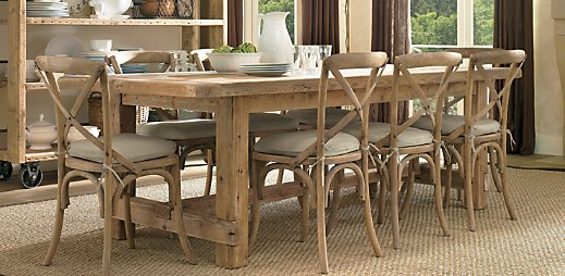 french farmhouse table my muse his muse. Black Bedroom Furniture Sets. Home Design Ideas