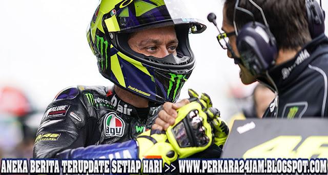 Valentino Rossi Pede Hadapi MotoGP 2020 Dengan Mesin Barunya