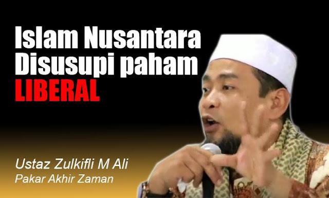 (Video) Ustaz Zulkifli Dukung MUI Sumbar Tolak Islam Nusantara