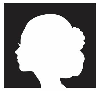 graphic design logo bauty sallon