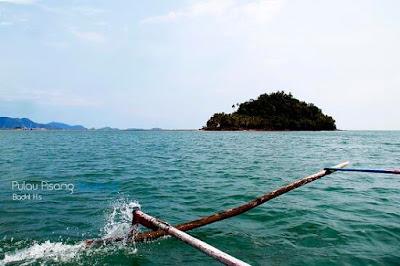 wisata di pulau pisang padang, terdapat 300 jenis terumbu karang