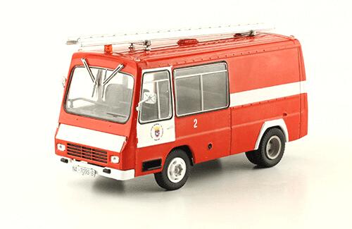 Pegaso SAVA Cosmos 1980 Bomberos vehículos de reparto y servicio salvat