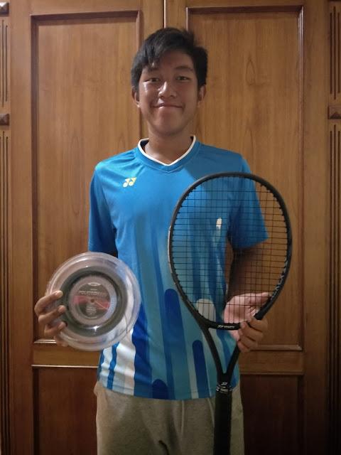 Medco International Junior Championships 2019: Lucky Chandra ke Final ! Ini Kata Coach Andhy K7G