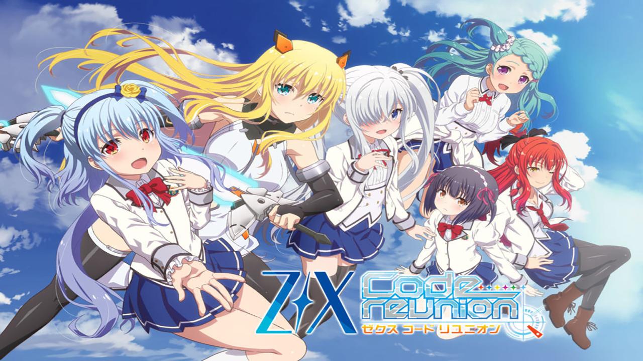 Z/X: Code Reunion Sub Español HD
