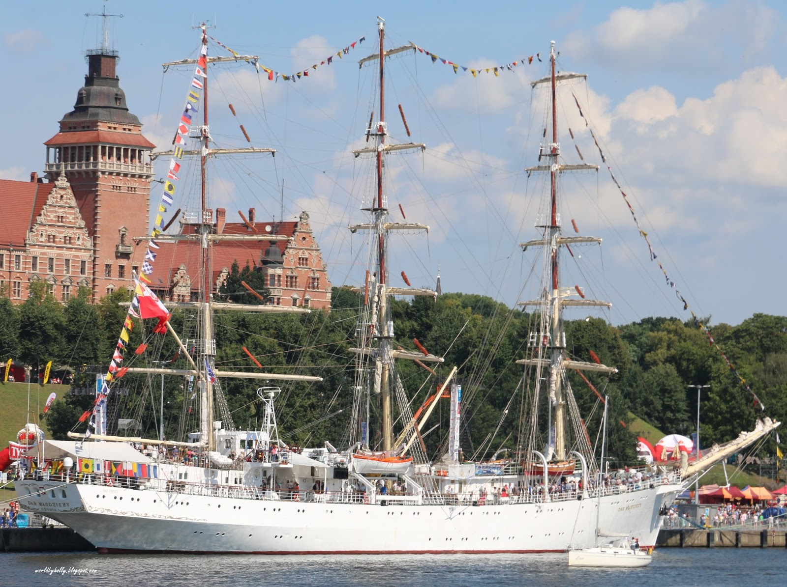 The Tall Ships Races 2017 - parada załóg
