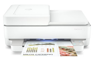 HP ENVY Pro 6400 All-in-One Pilote