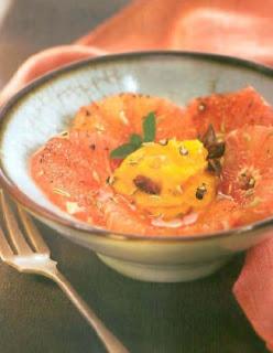 Rica receta saludable de Pomelo