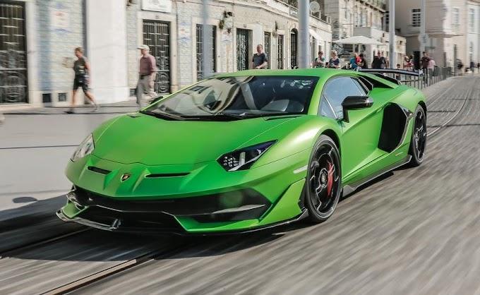 Lamborghini Aventador's Future Replacement Will Get a Hybrid V-12