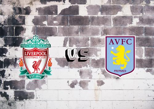 Liverpool vs Aston Villa  Resumen y Partido Completo