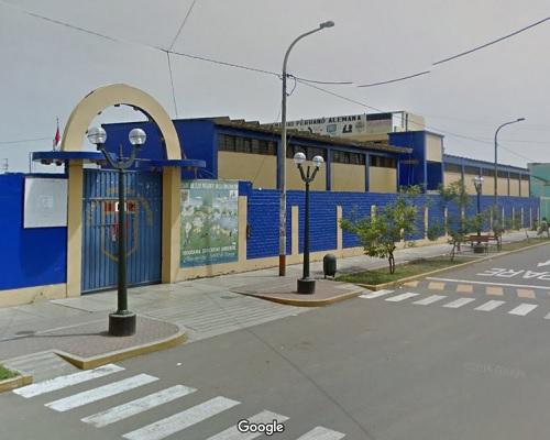 Colegio CESAR VALLEJO - Chancay