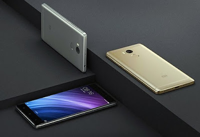 10 HP Android Dengan RAM 3 GB Terbaik - Harga 1 Jutaan - Xiaomi Redmi 4x Prime