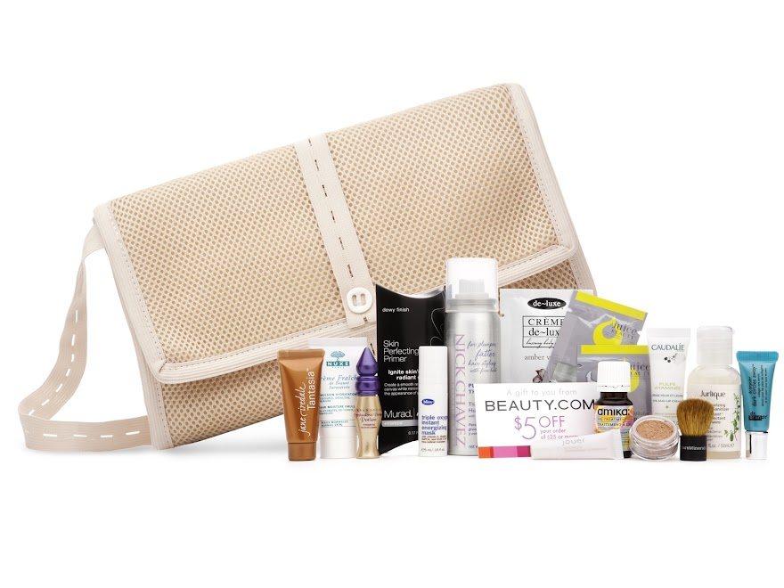 VPL Travel Bag for Beauty.com