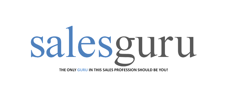 SALESGURU.NL - For all sales gurus out there