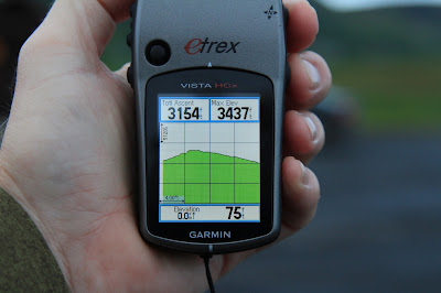 Garmin Final Readings