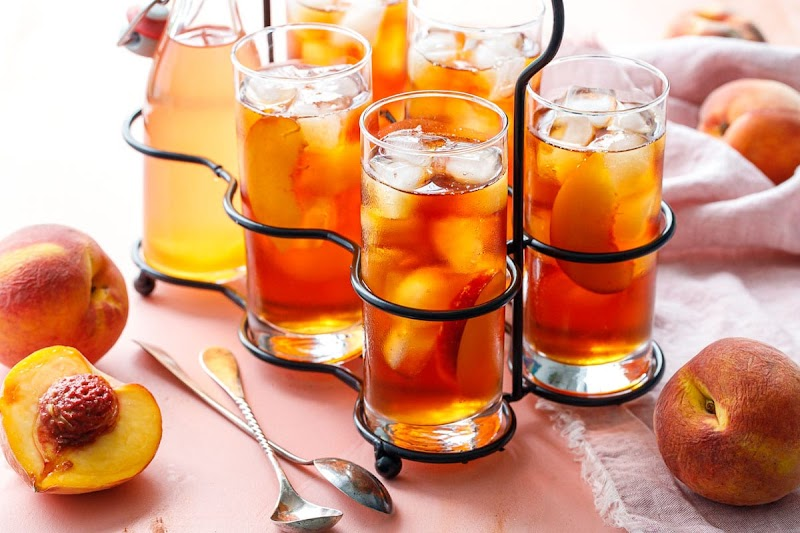 Sıcaktan Bunalanlar İçin Evde Çok Kolay İce Tea (Soğuk Çay) Tarifi | Evde Kolay Soğuk İçecek Nasıl Yapılır?