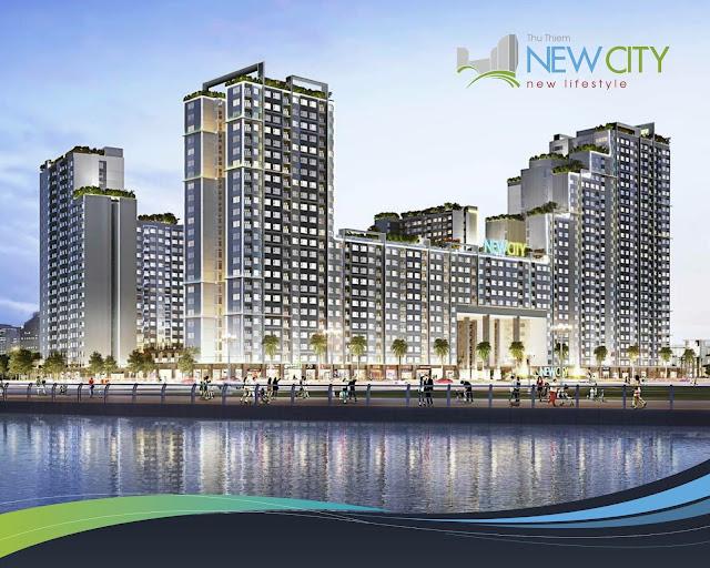 CĂN HỘ NEW CITY