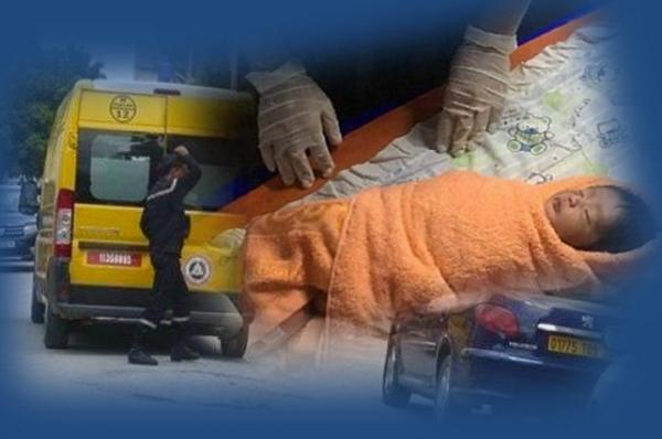 الحماية المدنية تنقذ رضيع حديث الولادة من الحريق بالشلف