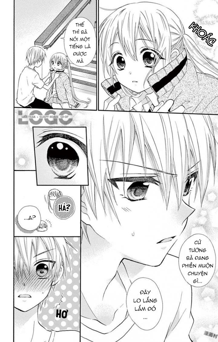 Osananajimi to, Kiss shitakunakunai chap 6 - Trang 19
