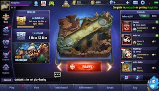 Jangan bermain Mobile Legends saat server penuh