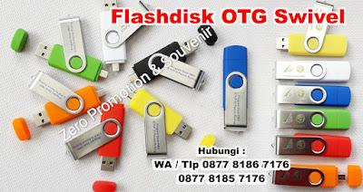 Flashdisk OTG Swifel - OTGPL01, OTG USB drive, usb OTG Swivel Promosi, USB Smartphone Swivel, USB On The Go (OTG), Twister OTG. Fitur OTG (On The Go)