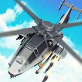 Download Massive Warfare: Gunship Helicopter vs Tank Battle For Android XAPK
