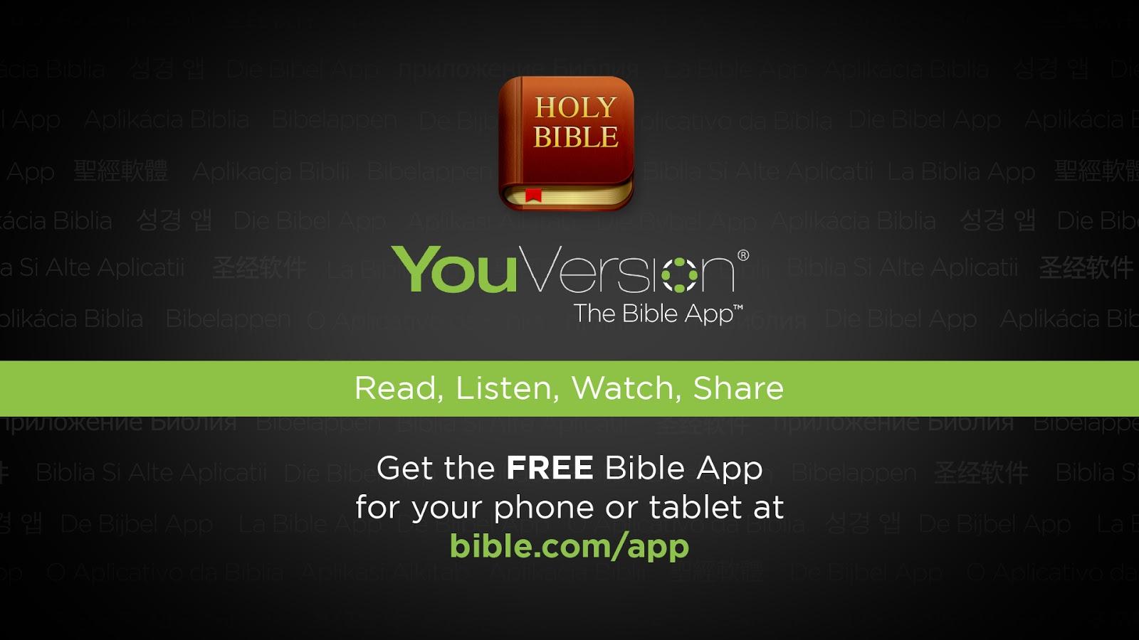 My Android: ¿Cómo Usar La App De La BIBLIA Sin Conexión A